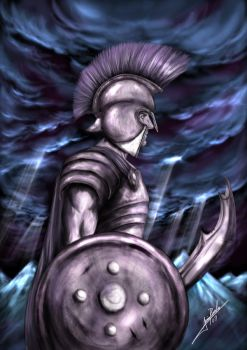 Hoplite Finished by johnpain