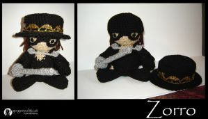 Zorro by Ginger-PolitiCat