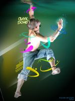 CMYK power by tople
