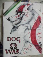 Dog Of War by paulo228123