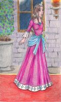 Princess Lilac of the Plum Kingdom by AwesomebyAccident