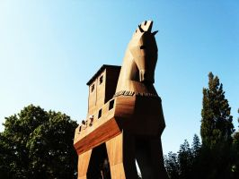 The Trojan Horse by AlexTheBeetle