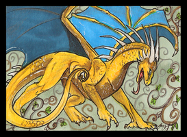ACEO-Neriel by SunStateGalleries