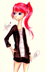.:redheaded:. by Herika-chan