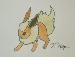 Flareon by Cody2897