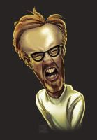 Mythbusters Adam Savage by timshinn73