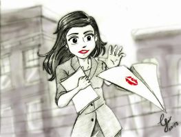 Paperman by zerocrack21