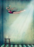 Swan Dive by Samantha-T