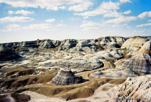 Painted Desert 4 by AndySerrano