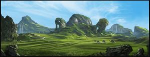 New World by JasonClarkDesign