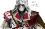 Ezio by Hagrid-on-crack