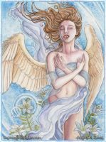 Angel of Purity by AngelaSasser