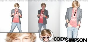 Pack de Photoshoot de Cody Simpson by BeliebersEditions