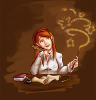 HP: Lily Evans by Lumosita