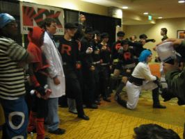 Team Rocket at NDK 2010 by ShawnSPeters