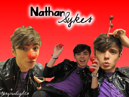 Nathan Sykes by Ashley44598X