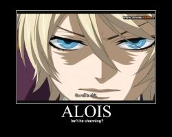 Alois is Charming by RightgeousRory
