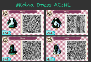 Animal Crossing New Leaf - Midna by GoWaterTribe