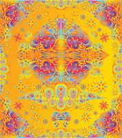 Free Psychedelic vector stuff by grebenru