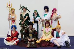 Our great Magi x Sinbad no Bouken group by Harker-Cosplay