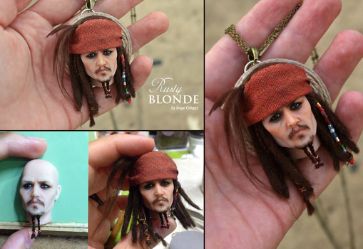 Jack Sparrow by imge