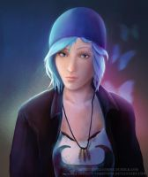 Chloe Price by ArtKitt-Creations