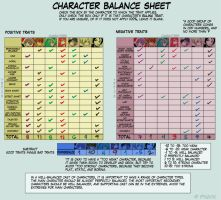 DB Character balance sheet by demitasse-lover