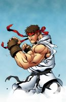 Ryu Kolor by Mr-Frisky