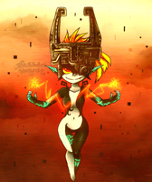 Midna by BubbleHermit