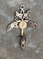 Mechanical Steampunk Owl Key by Ruger1911