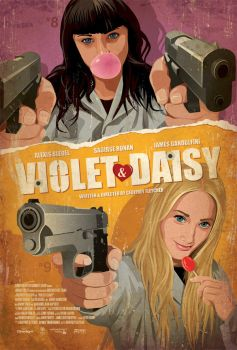 Violet and Daisy finalposter (sml) by OllieBoyd