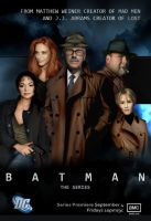Batman the Series GCPD by Ciro1984