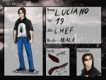 Job application: Luciano by WoW-200