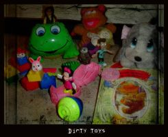 dirTy Toys by mandefua