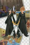 Xion and Roxas - KH 358-2 Days by satsukiss