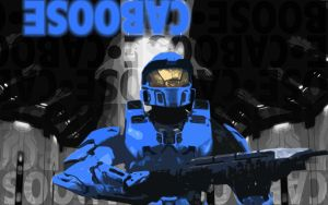 RvB Caboose by DanTherrien101