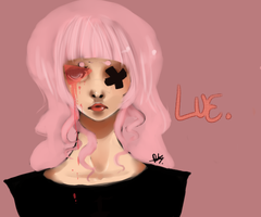 Lue - by HorizonSoup