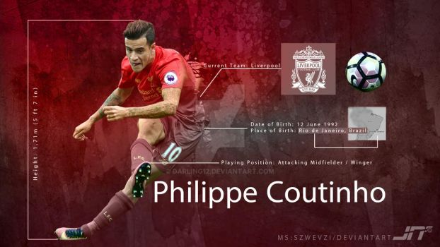 Philippe Coutinho. S.A.E! by darling12