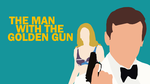 The Man with the Golden Gun, James Bond by Reverendtundra