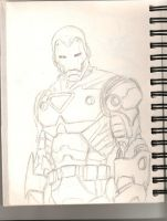 Iron Man by Mr-P-P-Hed