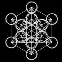 Metatron's Cube by Jtothe915