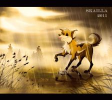 Gold Gold Gold by Skailla