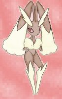 Lopunny by Overlord-Etna