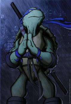 TMNT Donatello by RecklessHero
