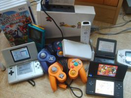 NINTENDO collection by keke74100