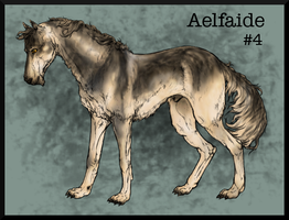 Aelfaide #4 by ESWard