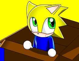 Baby Somco In A Box by Somcothehedgehog