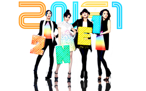 2NE1 WALLPAPER by Awesmatasticaly-Cool