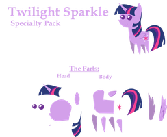 Specialty Pack 1-1 by Zacatron94