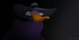Darkwing Duck by MaddoKagami